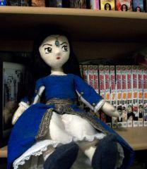 Moiraine doll